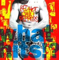 Red Hot Chili Peppers - What Hits!? (cover)
