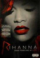 Rihanna - Loud Tour Live At The O2 (DVD) (cover)