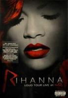 Rihanna - Loud Tour Live At The O2 (DVD) (cover)