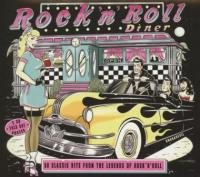 Rock 'n' Roll Diner (2CD) (cover)