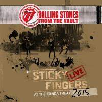 Rolling Stones - Sticky Fingers (Live At the Fonda Theatre 2015) (DVD)