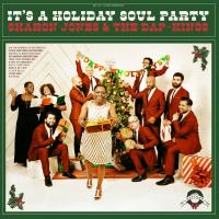 Sharon Jones & The Dap-Kings - It's A Holiday Soul Party (LP)