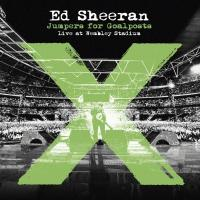 Sheeran, Ed - Jumpers For Goalposts (Live At Wembley) (BluRay)