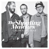 Shouting Matches - Grownass Man (LP) (cover)
