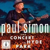 Simon, Paul - Concert In Hyde Park (2CD+BluRay)