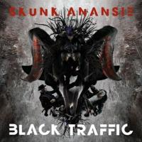 Skunk Anansie - Black Traffic (LP) (cover)