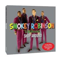 Robinson, Smokey & Miracles - Shop Around (cover)