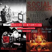 Social Distortion - Vinyl Box: The Independent: Years 1983 - 2004 (4LP)