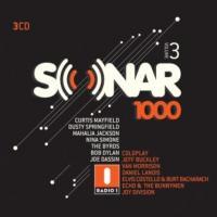 Sonar 1000 Vol.3 (Radio 1) (3CD) (cover)