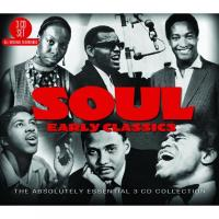 Various - Soul: Early Classics (cover)