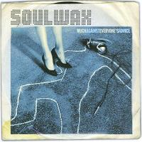 Soulwax - Much Against Everyone's Advice (LP) (cover)