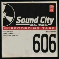 Sound City: Real To Reel (OST) (2LP) (cover)