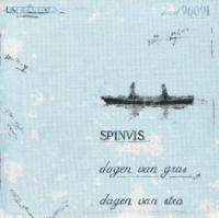 Spinvis - Dagen Van Gras, Dagen Van Stro (LP) (cover)
