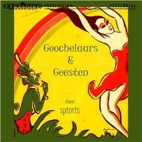 Spinvis - Goochelaars & Geesten (Ltd) (cover)