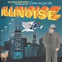 Stevens, Sufjan - Illinois Sufjan Stevens - Illinois (Special 10th Anniversary Blue Marvel Edition) (LP)
