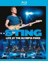 Sting - Live At the Olympia Paris (BluRay)