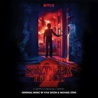 Stranger Things Season 2 (OST by Kyle Dixon & Michael Stein) (2LP)