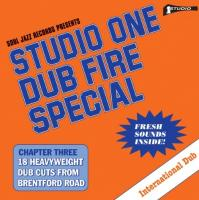 Studio One Dub Fire Special (LP)