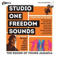 Studio One Freedom Sounds (2LP)