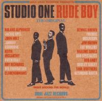 Studio One Rude Boy (2LP)