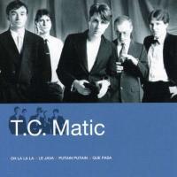 T.C. Matic - Essential (cover)