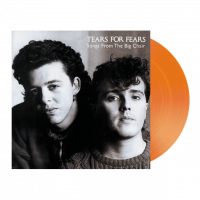 Tears For Fears - Songs From The Big Chair (Orange Vinyl) (LP)