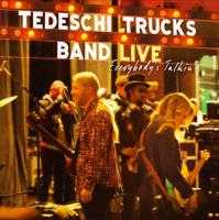 Tedeschi Trucks Band - Everybody's Talkin' (2CD) (cover)