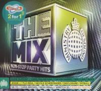 The Mix: Non-Stop Party Hits (3CD) (cover)