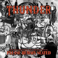Thunder - Please Remain Seated (Transparent Orange Vinyl) (2LP)