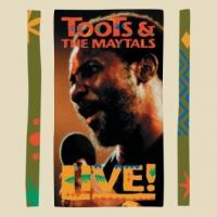 Toots & The Maytals - Live! (cover)