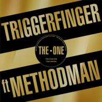 """Triggerfinger Feat. Method Man - One (Limited) (12"""")"""
