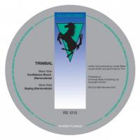 Trimbal - Confidence Boost (LP) (cover)