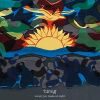 Tunng - Songs You Make At Night (Blue Vinyl) (LP)