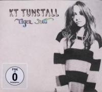 Tunstall, KT - Tiger Suit (CD+DVD) (cover)