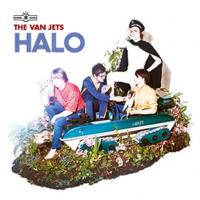 The Van Jets - Halo (LP+CD) (cover)