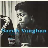 Vaughan, Sarah - With Clifford Brown (Transparent Blue Vinyl) (LP)