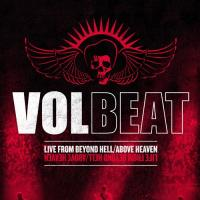 Volbeat - Live From Beyond Hell / Above Heaven (3-LP) (cover)