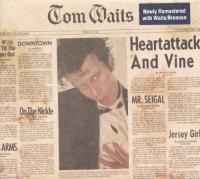 Waits, Tom - Heartattack and Vine (LP)