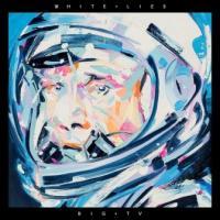 White Lies - Big Tv (LP) (cover)