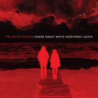 White Stripes - Under Great White Northern Lights (LP) (cover)