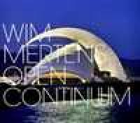 Mertens, Wim - Open Continuum (cover)