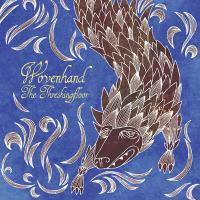 Woven Hand - Threshing Floor (LP) (cover)