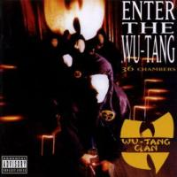 Wu-Tang Clan - Enter The Wu-Tang (36 Chambers) (LP) (cover)