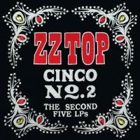 ZZ Top - Cinco No. 2 (The 2nd Five LP's) (5LP)