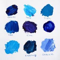 COURTNEY BARNETT - Things Take Time, Take Time (LP) (Blue Vinyl)