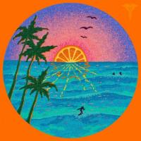 V/A - Jazz Dispensary: Orange Sunset (LP) (Black Friday)