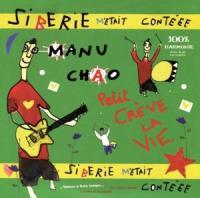 Chao, Manu - Siberie M'Etait Contée (2LP+CD)