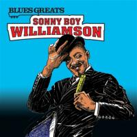 Williamson, Sonny Boy - Blues Greats (cover)
