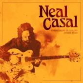 Casal, Neal - 7-Everything Is Moving / Green Moon (12INCH)