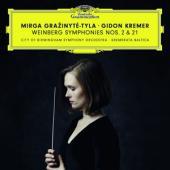Weinberg, M. - Symphonies Nos.2 & 21 2CD